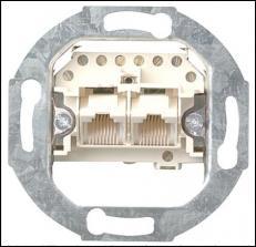 Механизм розетки Gira 018700