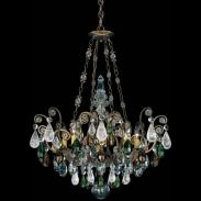 Люстра Schonbek Renaissance Rock Crystal 3587E R