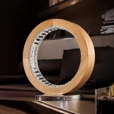 Настольная лампа Masiero Libe Round TL40