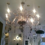 Люстра Euroluce Too chic L8