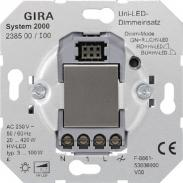 Светорегулятор Gira 238500