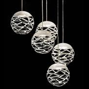Подвесной светильник Studio Italia Design Kelly Cluster SO2 147005