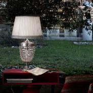 Настольная лампа Masiero Elegantia TL2 G
