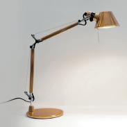 Настольная лампа Artemide Tolomeo Micro Gold