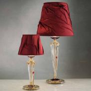 Настольная лампа Euroluce Julienne Clear LG1 (большая)