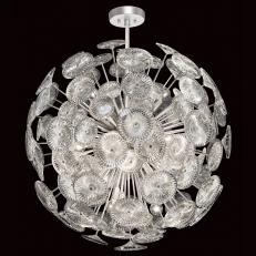 Люстра Fine Art Lamps Chrysanthemum 884040ST