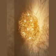 Настенный светильник Cattelani and Smith Fil de Fer Ovale 12V