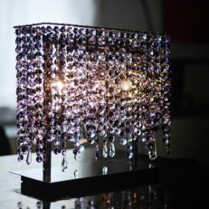 Настольная лампа Manooi Crystalight Linea T 40