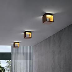 Потолочный светильник Icone Luce Cubo 1.5