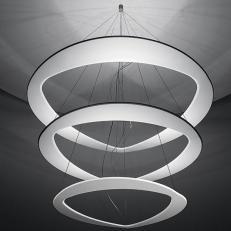 Подвесной светильник Icone Luce Diadema 3