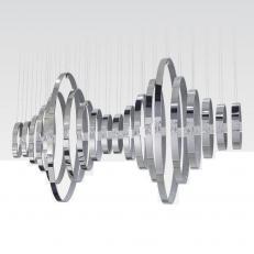 Подвесной светильник Ilfari Crystal Hearts Movement 5 10455