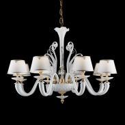 Люстра Lux Illuminazioni CLAIRE 8L