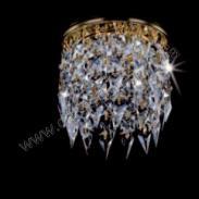 Потолочный светильник Art glass Spot 11 Crystal