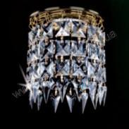 Потолочный светильник Art glass Spot 12 Crystal