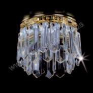 Потолочный светильник Art glass Spot 15 Crystal