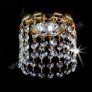 Потолочный светильник Art glass Spot 16 Crystal