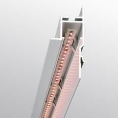 Профиль Delta Light PR RENDEZ VOUS 333 00 00 ANO