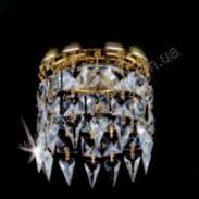Потолочный светильник Art glass Spot 19 Crystal