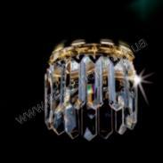 Потолочный светильник Art glass Spot 21 Crystal