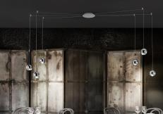 Подвесной светильник Studio Italia Design Spider 160013