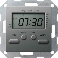 Термостат с таймером Gira E22 038520