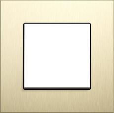 Рамка Gira Esprit 0211217