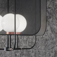 Подвесной светильник Masiero Papilio S5