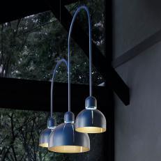 Подвесной светильник Masiero Cupole BIL3