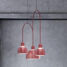 Подвесной светильник Masiero Cupole ANG3