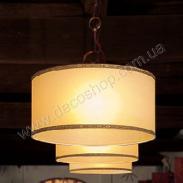 Подвесной светильник LuceCrea 368822GCB