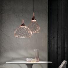 Подвесной светильник Linea Light MaDe Mongolfier 8141