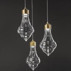 Подвесной светильник Evi Style Trottola SO Small