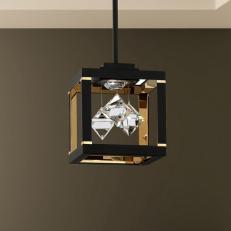 Подвесной светильник Schonbek Fyra SQB410
