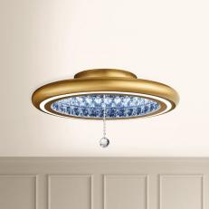 Потолочный светильник Schonbek Infinite Aura MFC220