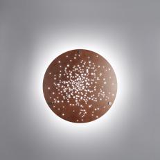 Настенный светильник Fabbian Lens F46 G01 56