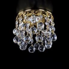 Потолочный светильник Art glass Spot 14 Crystal