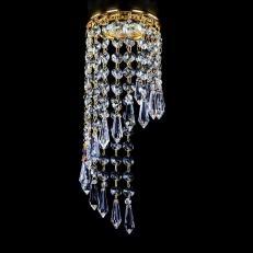 Потолочный светильник Art glass Spot 18 Crystal