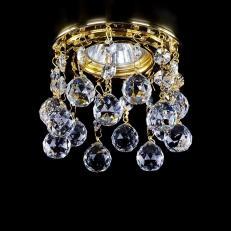 Потолочный светильник Art glass Spot 20 Crystal
