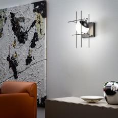 Настенный светильник Vistosi Plot Frame AP1