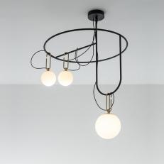 Подвесной светильник Artemide nh S4 1278010A