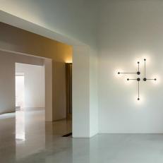 Настенный светильник Vibia Pin 1694