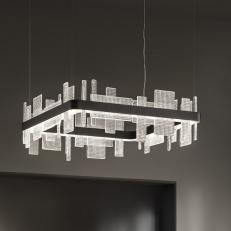 Подвесной светильник Masiero Ribbon S80