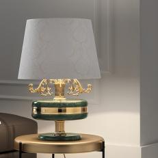 Настольная лампа Masiero Eternity Guatemala TL1