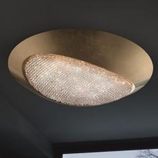 Потолочный светильник Masiero Blink LED PL90